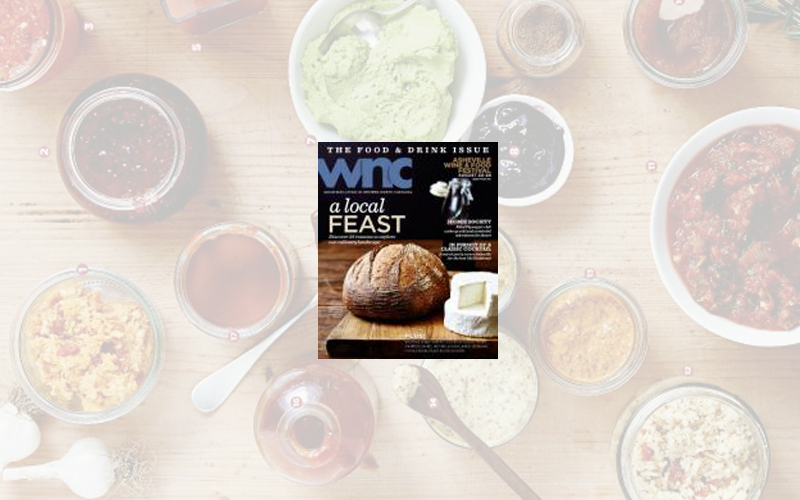 True South featured in WNC Magazine!