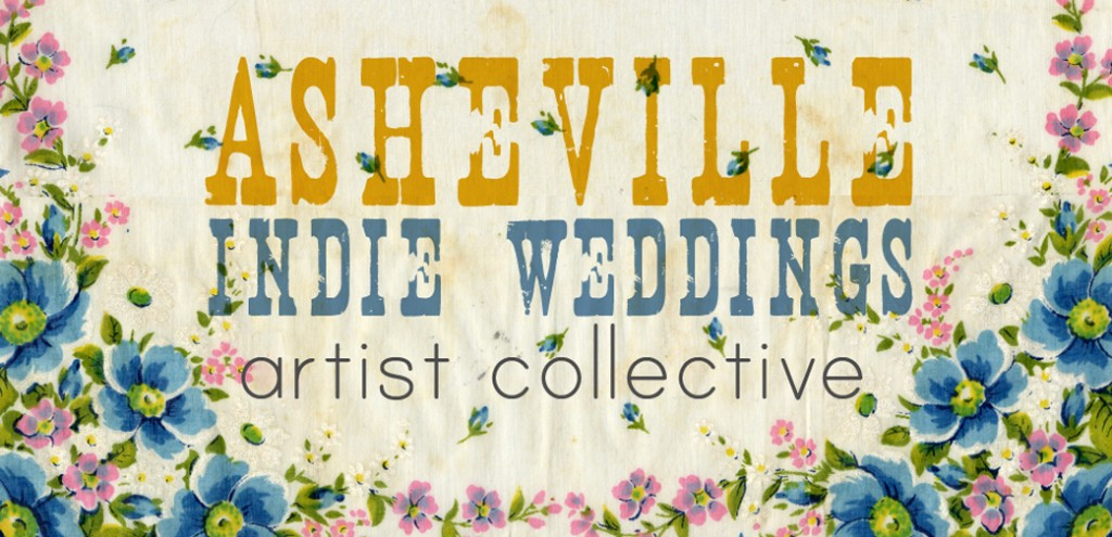 asheville indie weddings