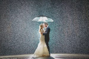 wedding day rain plan