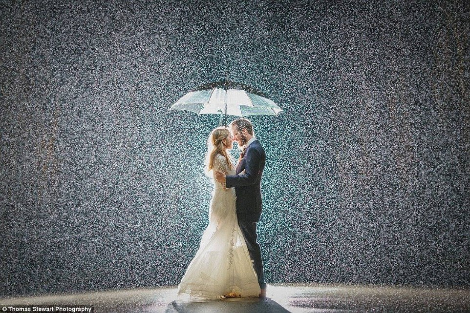 Wedding Tip #1:  Have a Rain Plan!